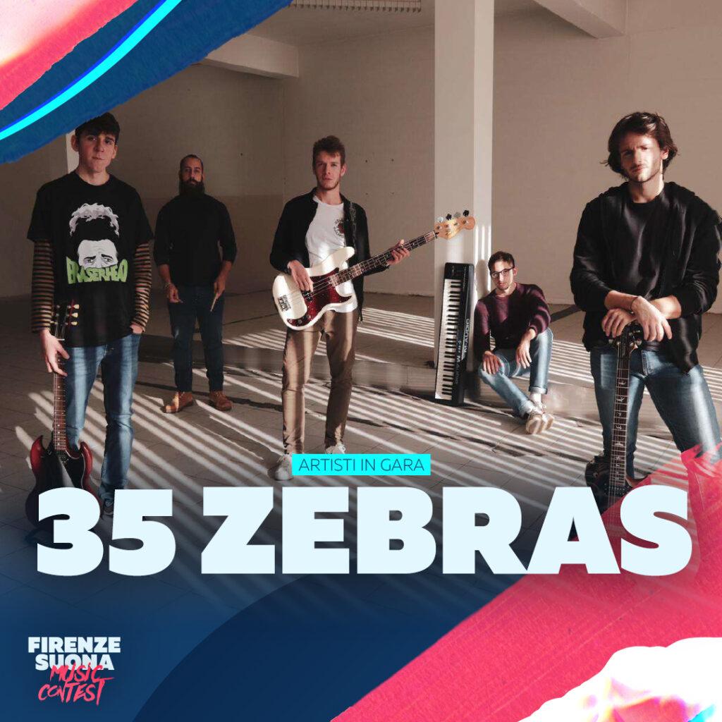 35 ZEBRAS